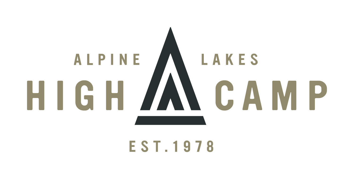 Alpine Lakes High Camp