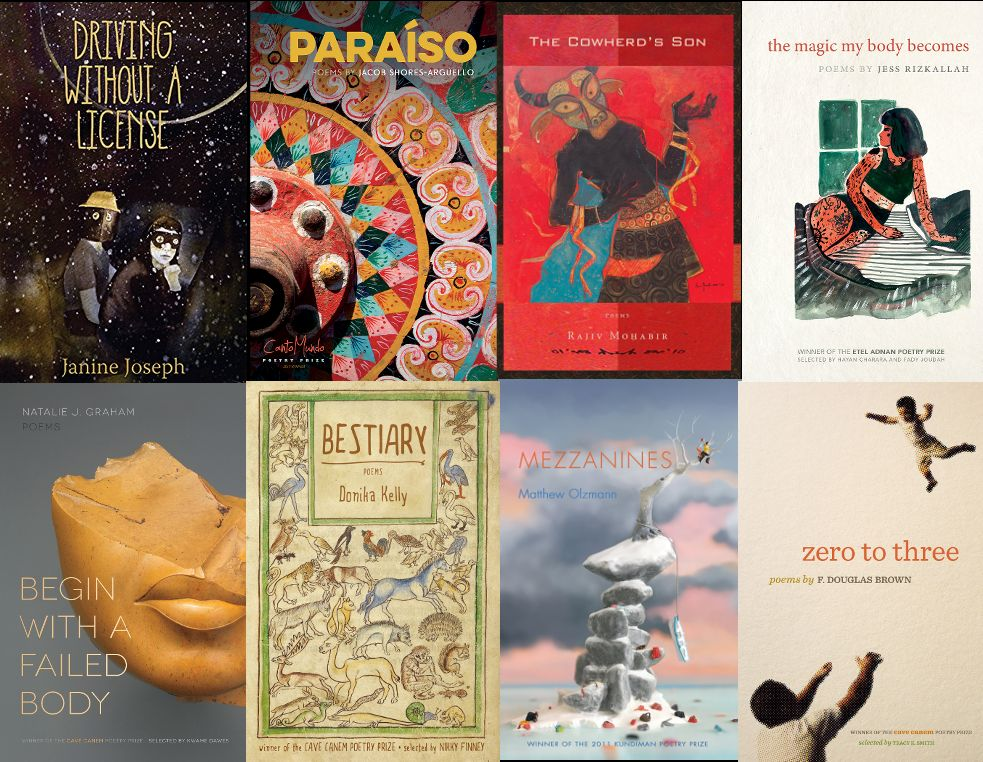 Upcoming Poetry Book Prize Contests for POC Writers — De-Canon