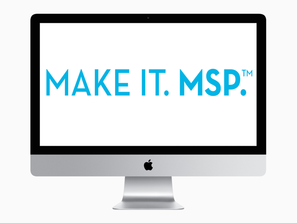 Make It. MSP.: Design Strategy for a Community Collective
