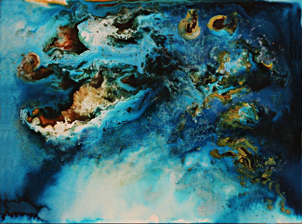 Arctic seas -