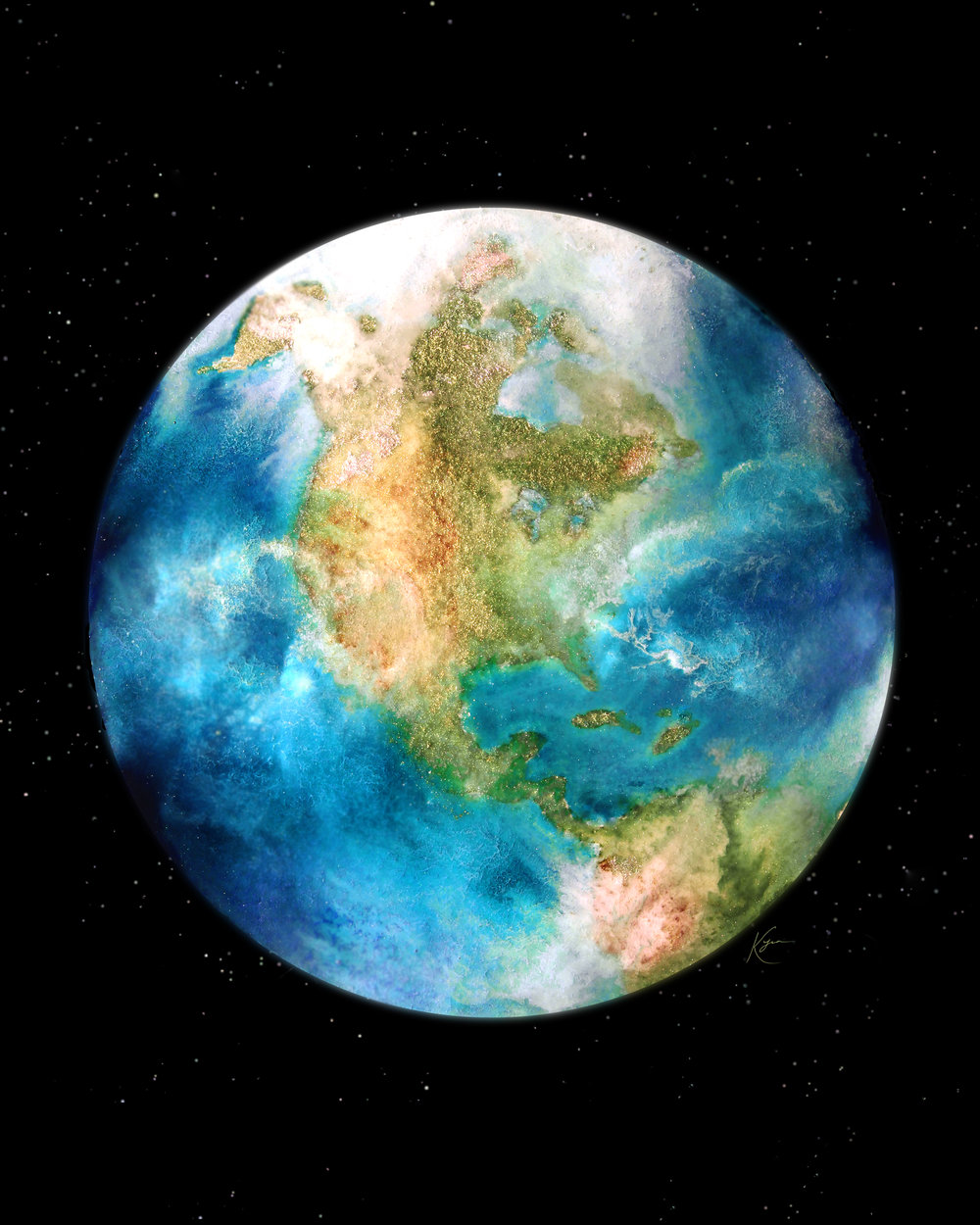 earth facets -