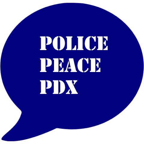 Police Peace PDX