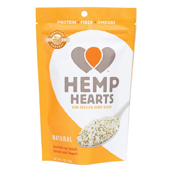 Manitoba Raw Hemp Hearts