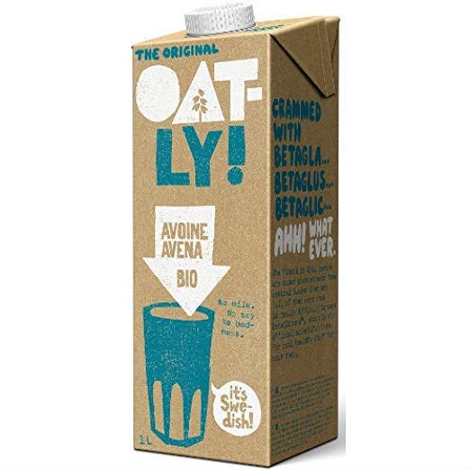 Oat-ly! Oat Milk