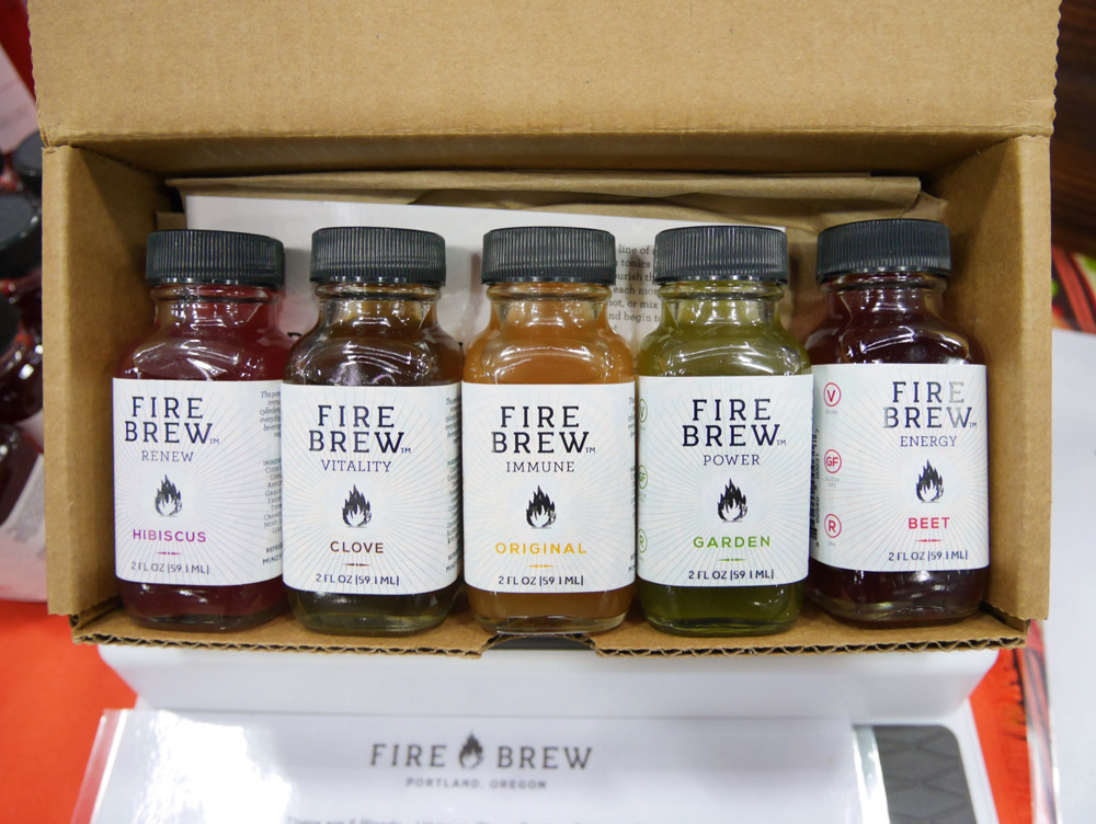 Fire Brew Health Tonics