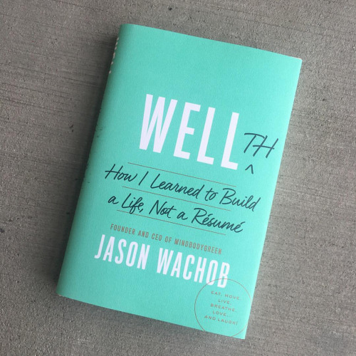 Wellth by Jason Wachob