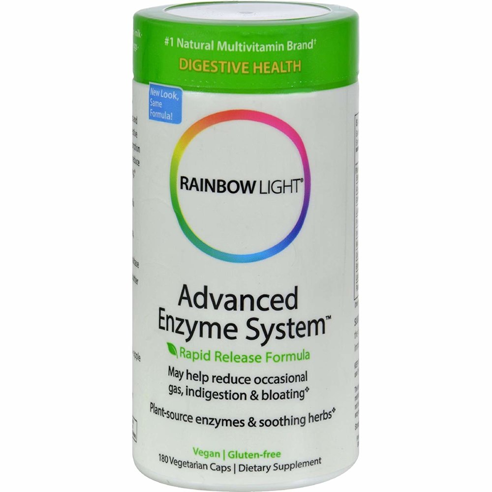 Rainbow Light Digestive Enzymes