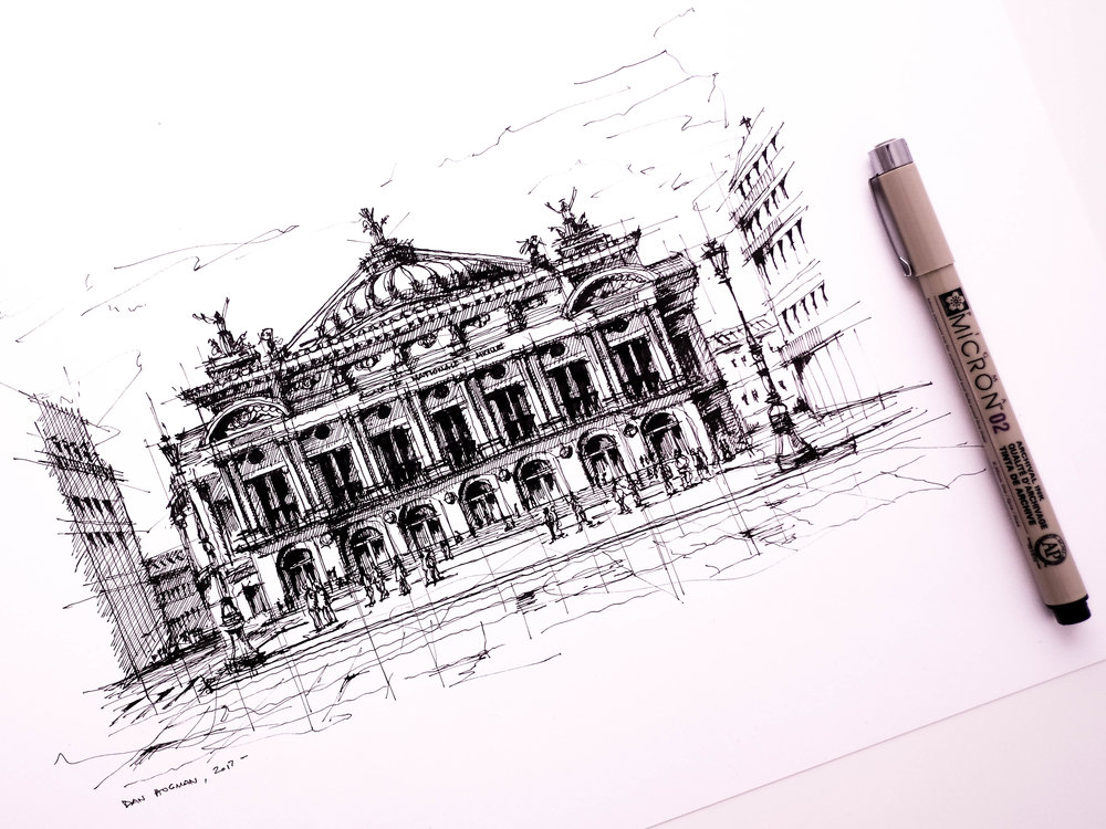 Travel Notes, Paris [04/50] - Petit Palais - title!