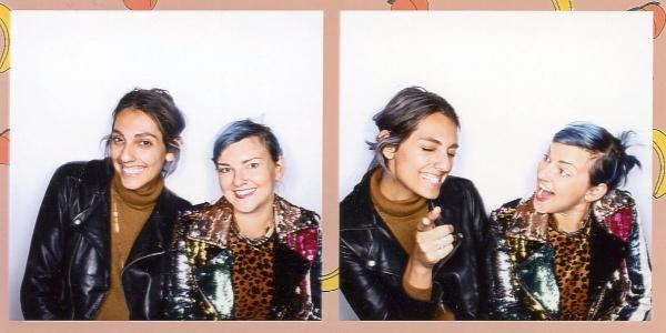 Founders Lauren & Kat