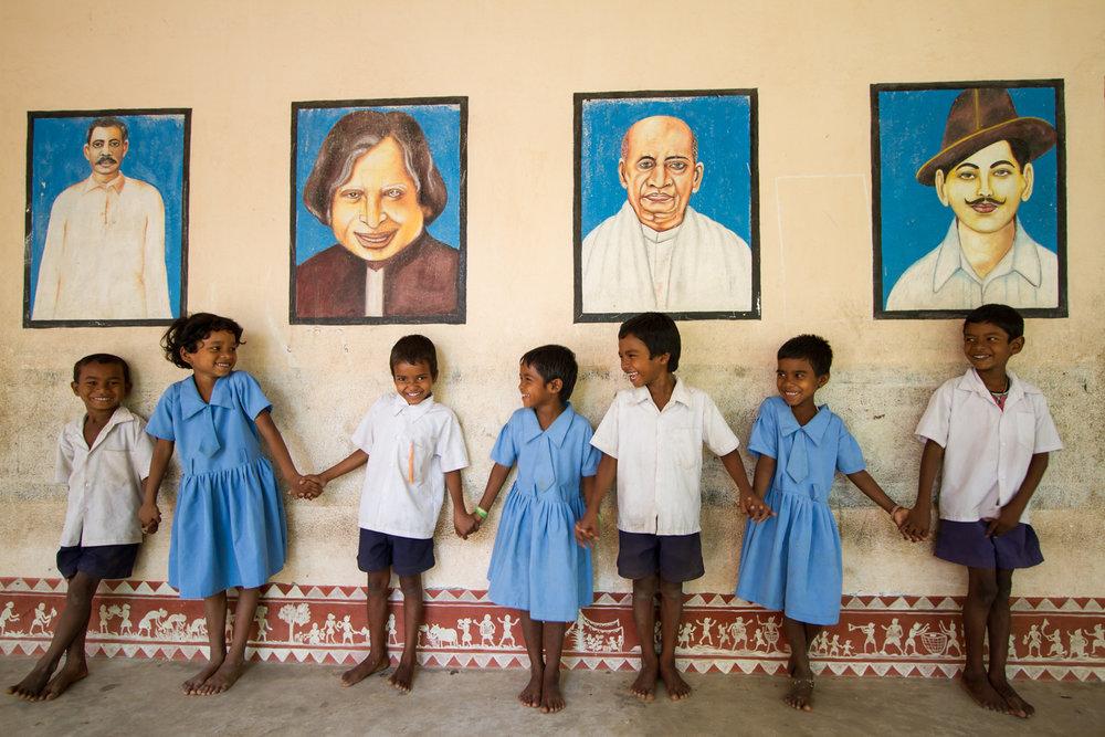 Odisha, India, 2014