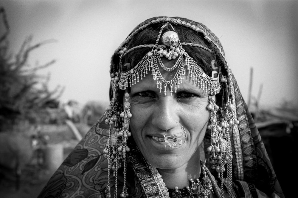 35mm Film, Gujarat, India, 2016