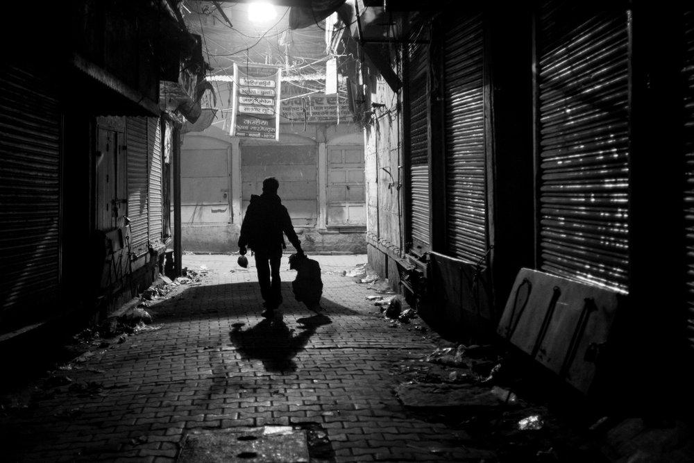 Varanasi, India, 2014