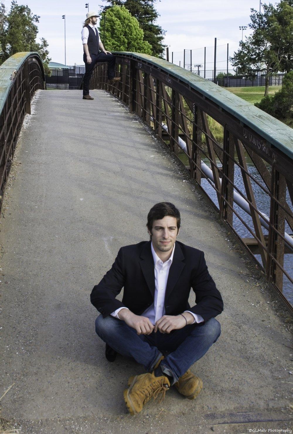 I&M Bridge Ian Sitting 2
