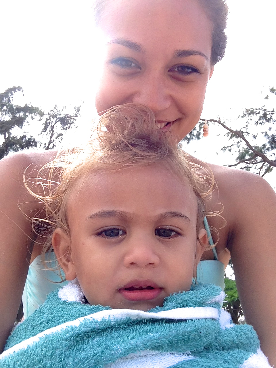 Tristan Baby & Mommy