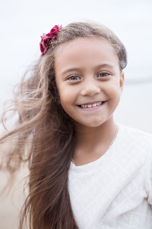Hina Girl,Age 6