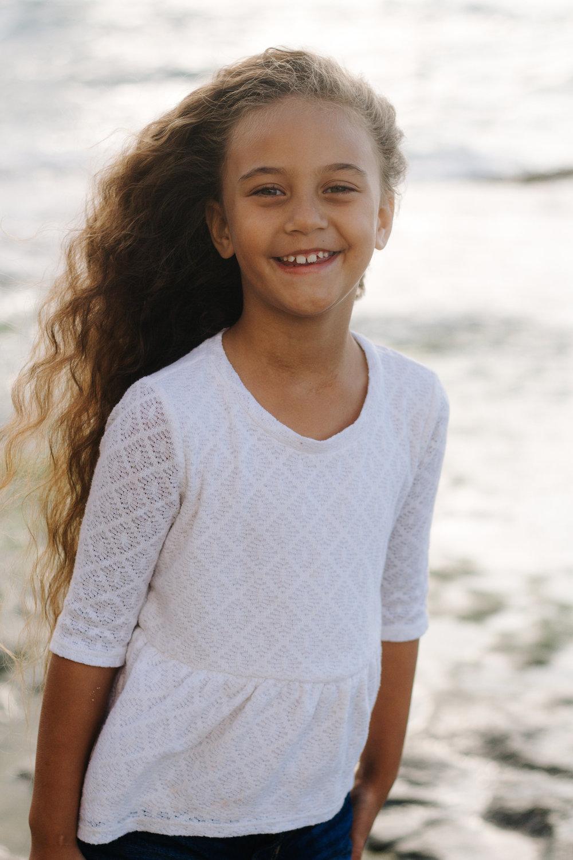 Hinateata, Age 7
