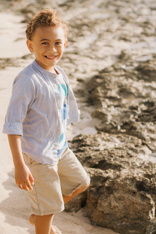 Tristan, Age 6