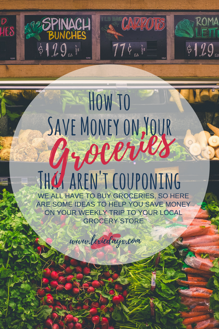 We all need to eat and the best way to eat economically is to eat at home. Groceries can still add up though so here are a few pointers on how to save money on your shopping trip.