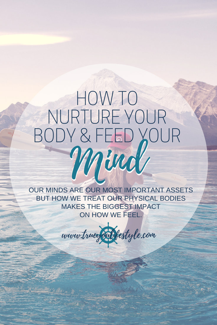 How To Nurture Your Body and Feed Your Mind  Essentially our bodies are just vessels, but how we treat our physical bodies reflects on our souls. If you don't take care of your body your mind won't be at it's best. I wanted to explore what we can do with each of our senses to start letting in more joy and to take care of ourselves deeply.  Our minds are our most important asset, to live a completely fulfilled life we want our minds to be at their best  so here are a few things to help treat your body and heal your mind.