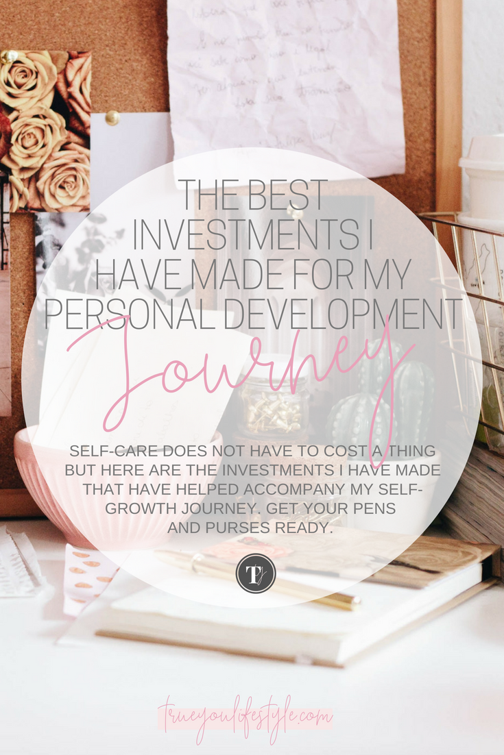 The Best Investments I Have Made for My Self-Care and Personal Development