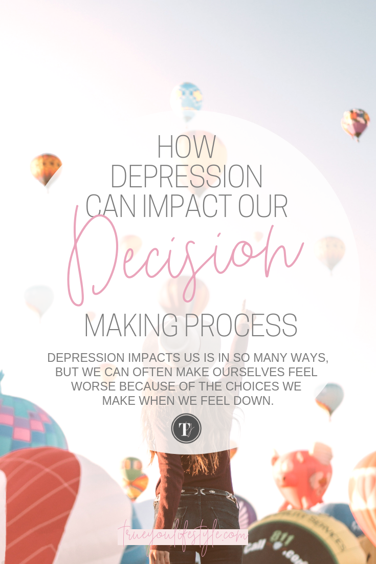 How Depression can Impact Our Decision Making Process