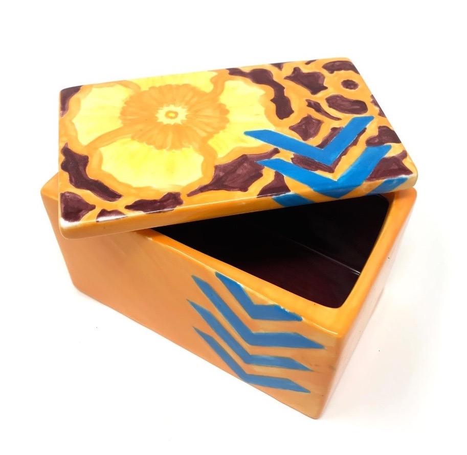 Poppy Treasure Box