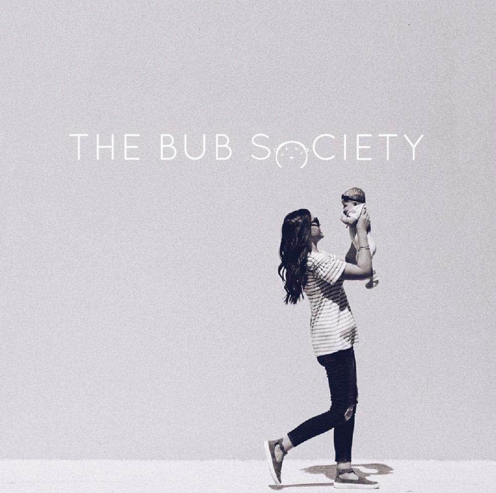 The Bub Society - Branding + Web Design