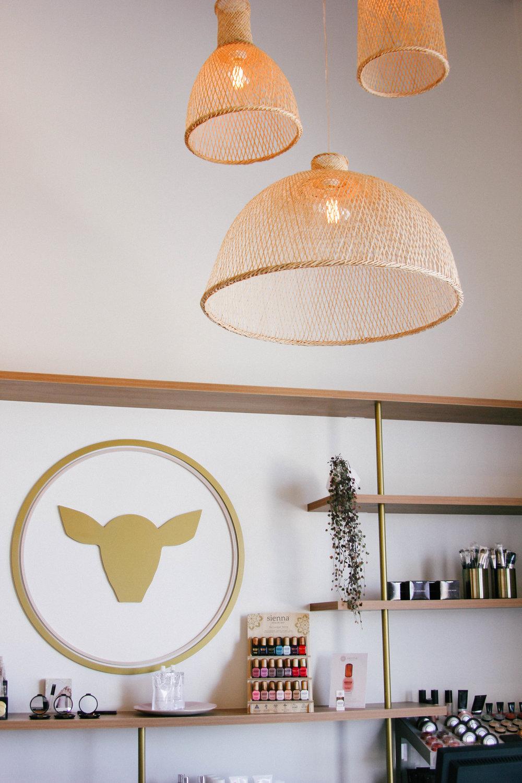 Bambii B - Branding + Stationery Design