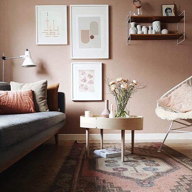 This palette 😍 #ebtdesigncrush Beautiful image by @wunderblumen