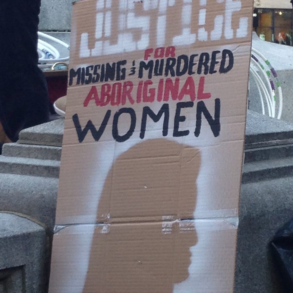 Montreal march for murdered and missing women