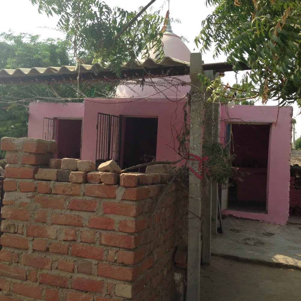 Brothel, Wadia village, Gujarat, India