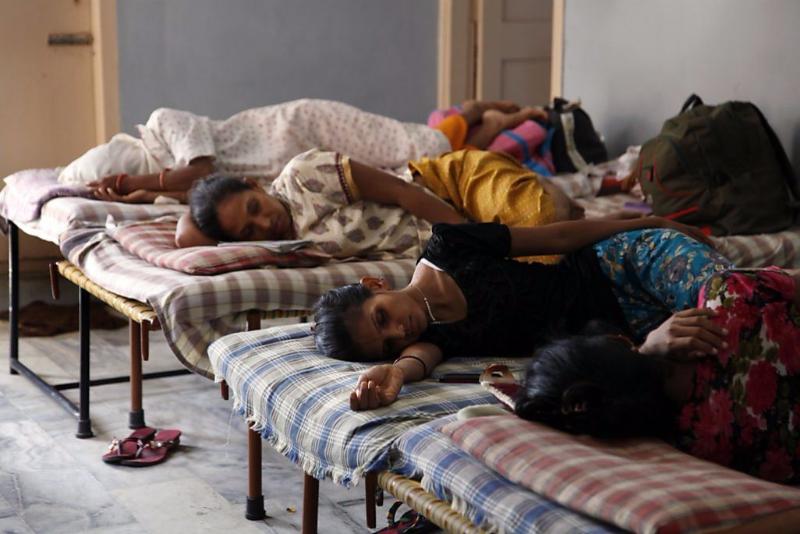 Surrogacy clinic in Gujarat, India