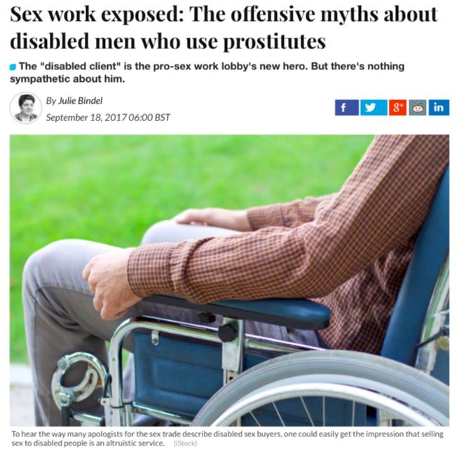 Sex work exposed Julie Bindel
