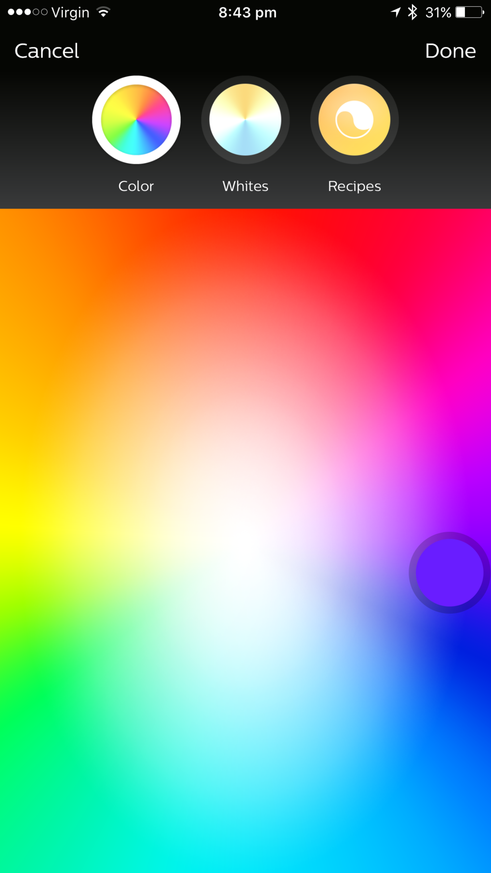 Reported Color