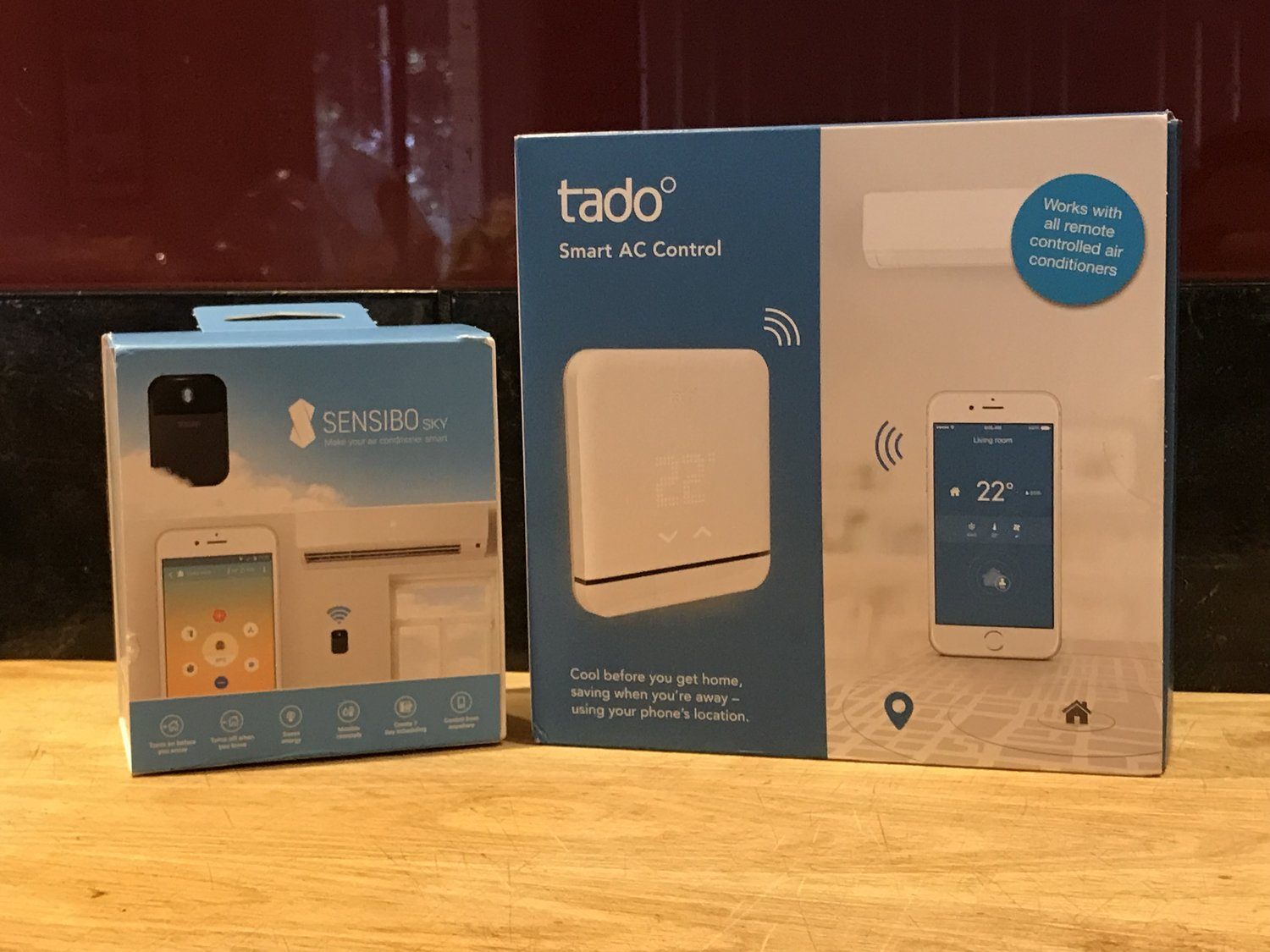 Smart Ac Control Sensibo Vs Tado Linkdhome