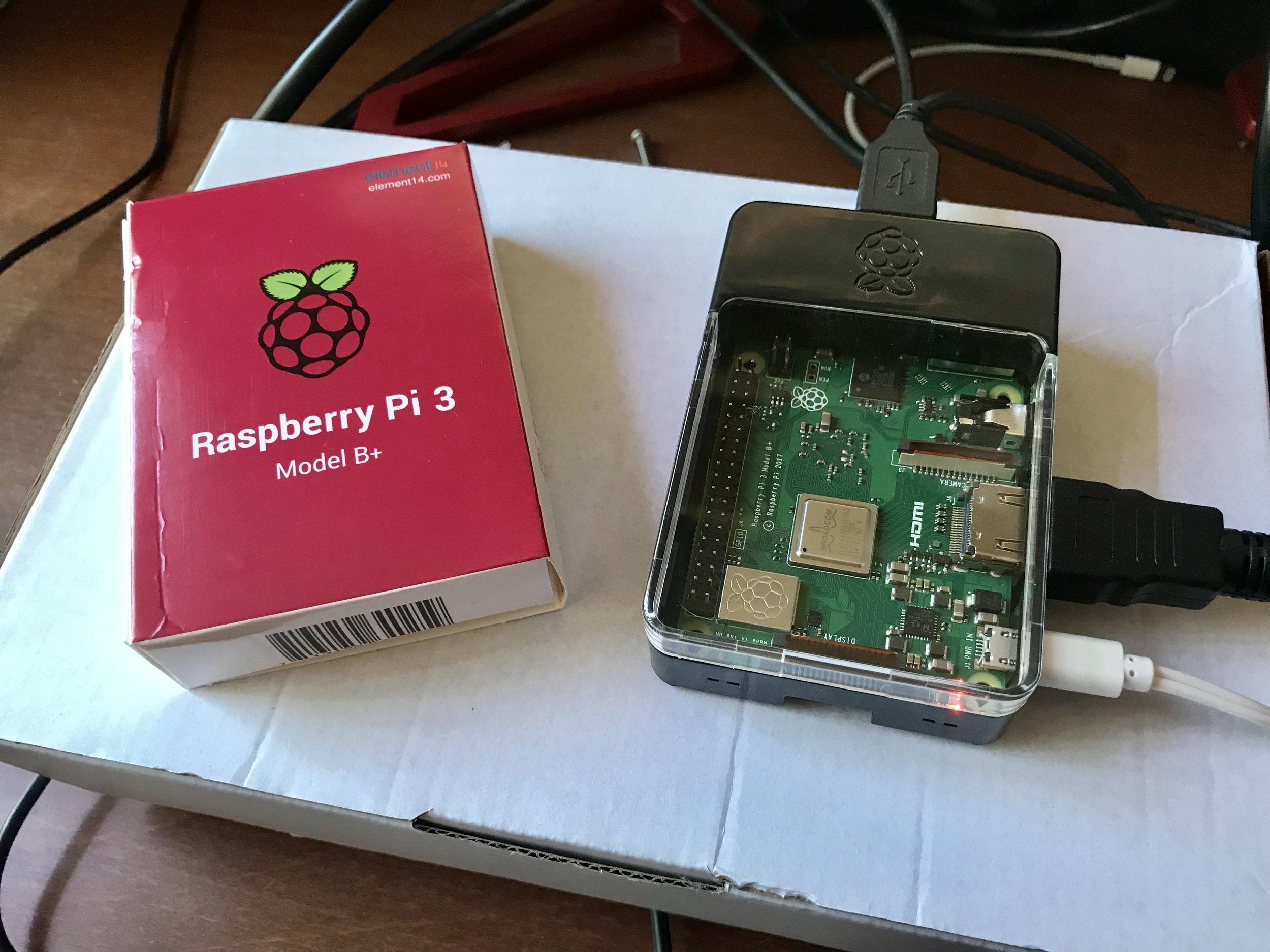 Homebridge raspberry pi image