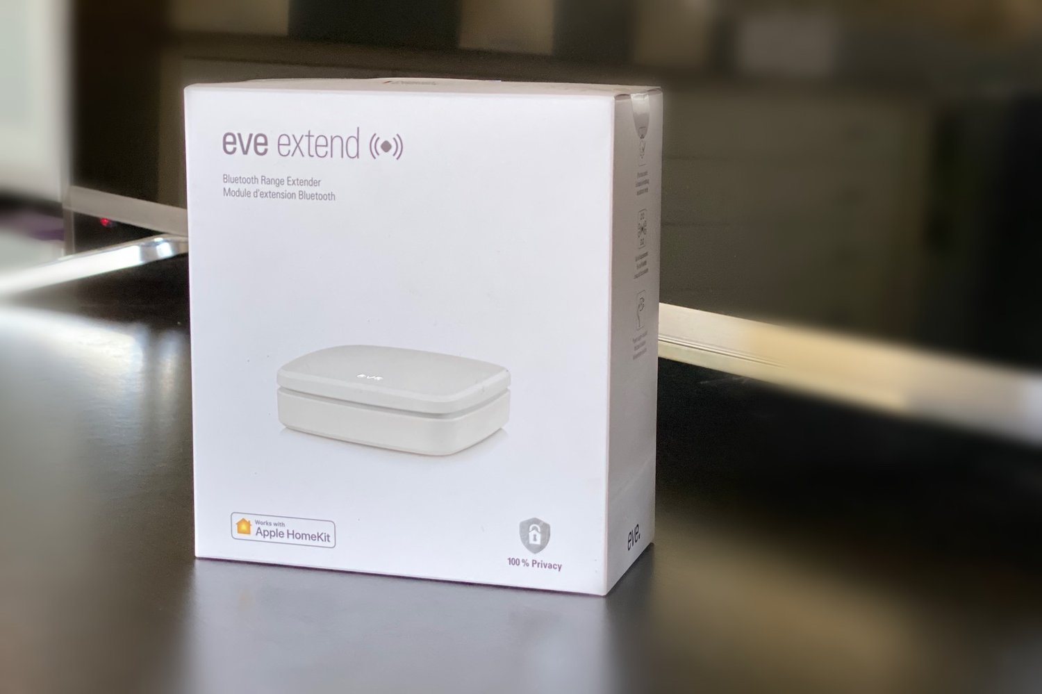 Eve Extend Stretches Bluetooth For Homekit