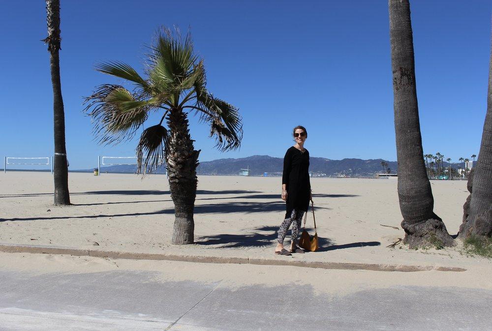 Me in LA - lifeoffairytales.com