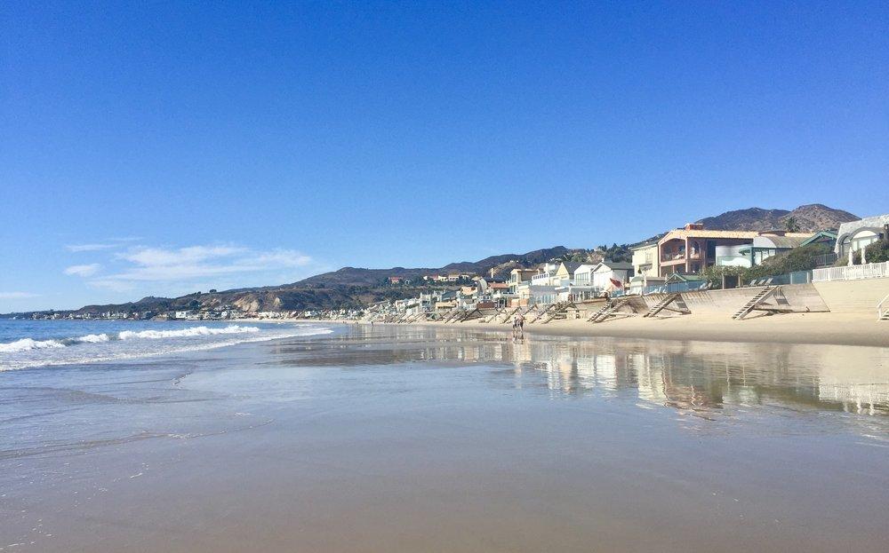 Malibu state beach - lifeoffairytales.com