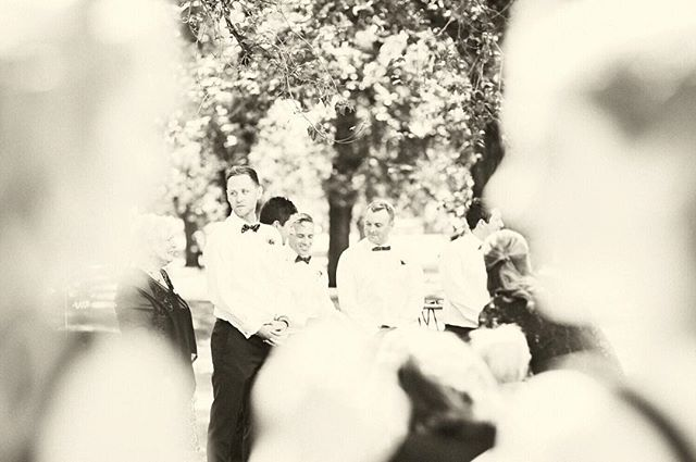 Before he sees her... . . . # Melbourne #weddingphotography #fineartweddingphotography #fun #love #joy #laughter #smallwedding #fitzroywedding #radcouples #melbourneweddingphotographer