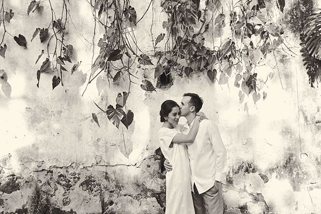 Gabby & Ivan  #weddingdress #weddingphotography #destinationwedding #mexico #mexicanwedding #destinationweddingphotographer #portraitphotography #blackandwhitephotography #moments #love #joy #lovejoyandlaughter #bride