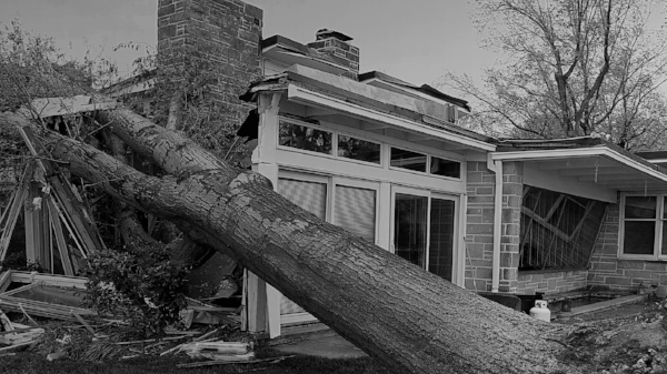 Residential Wind Damage
