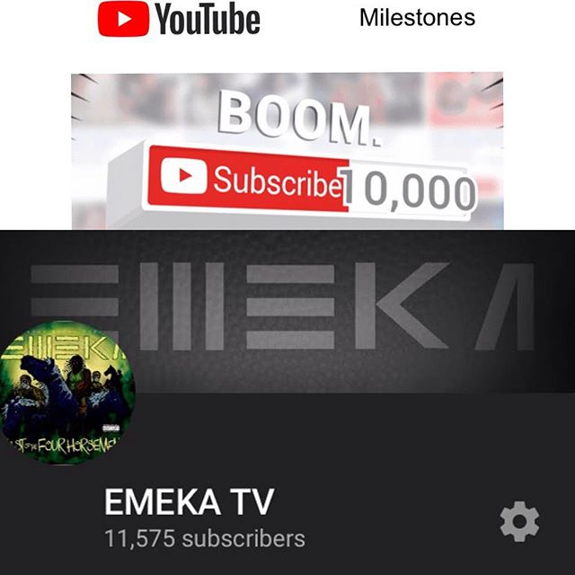 Just hit a #Youtube #milestone #10000subscribers • Thanks to everyone who subscribed to The channel... it's all love!!! And if you aren't subscribed what are you waiting for !!! •  #physicianassistant #prephysicianassistant #prepa #paschool #PhysicianAssistantschool #futurepa #medschool #medschoolbound #physicians #physicianassistantstudent #nurse #nurselife #murse #nursing #nursingstudent #medicine #youtuber #YouTube #youtubechannel #youtubevideos #youtubevlogger #vlogger #blogger #contentcreator #caseyneistat #garyvee #teamgaryvee
