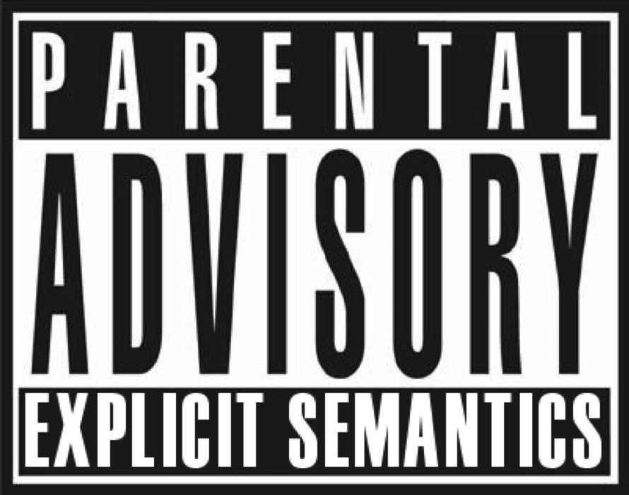 Explicit Semantics (Woodworks Communications)