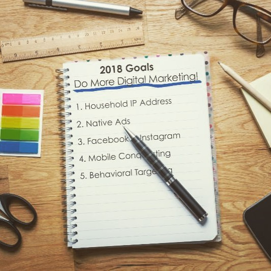 New Years Resolutions! #smallbusiness #collegeenrolment #collegemarketing #digitalmarketing