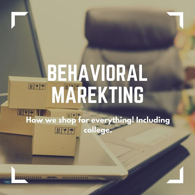 Ever wondered why you get offers on your phone, tablet or computer while you are searching the web? #behavioralmarketing #digitaladvertising