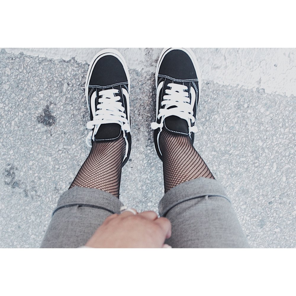 Classic Vans Outfit - LegallyMed