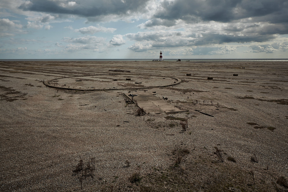 Orford Ness (former MOD military testing site), Suffolk, England