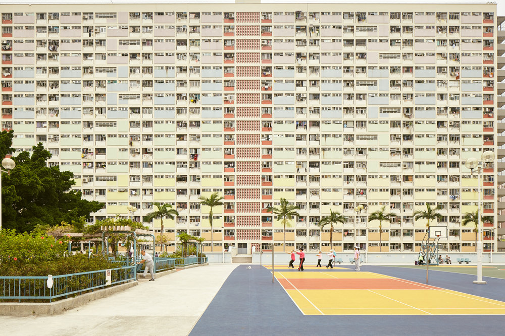 Tan Fung House, Choi Hung Estate, Hong Kong