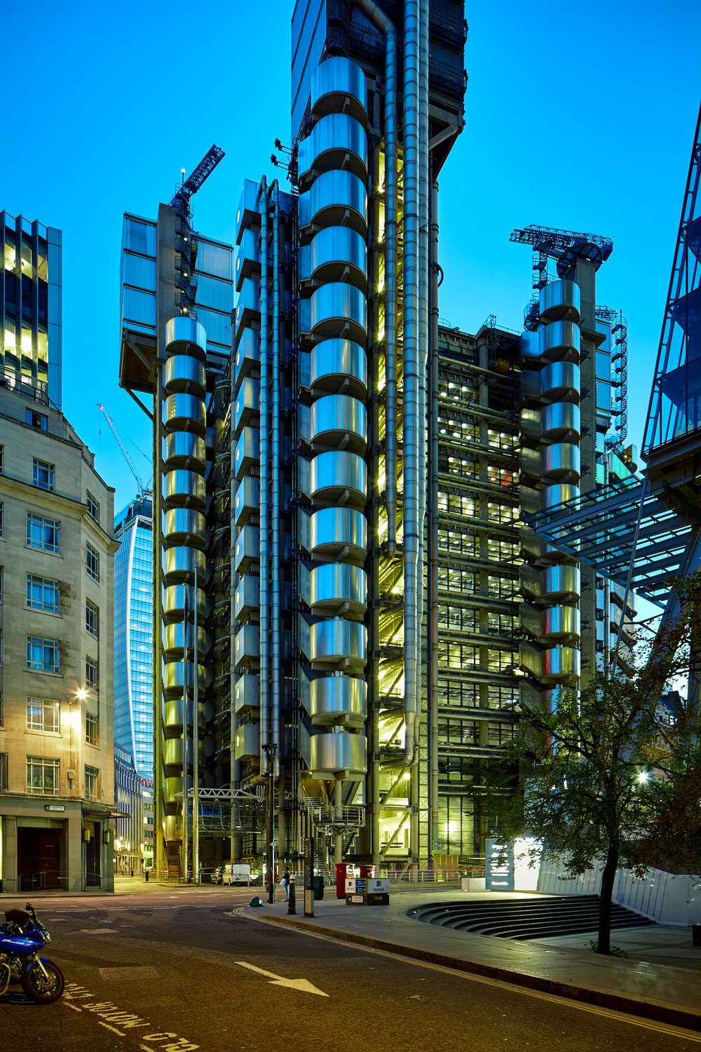 Lloyds building, London
